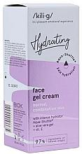 Parfüm, Parfüméria, kozmetikum Hidratáló gél-krém normál és kombinált bőrre - Kili-g Hydrating Face Gel Cream