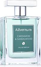 Parfüm, Parfüméria, kozmetikum Allvernum Cardamom & Sandalwood - Eau De Parfum