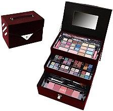 Parfüm, Parfüméria, kozmetikum Sminkkészlet - Makeup Trading Beauty Case Velvety
