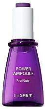 Parfüm, Parfüméria, kozmetikum Tápláló és hidratáló ampulla szérum - The Saem Power Ampoule Pro-nutri