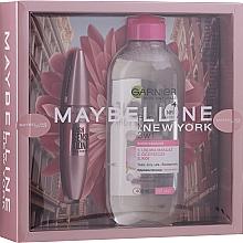 Parfüm, Parfüméria, kozmetikum Szett - Maybelline New York (mascara/9.5ml + micellar water/400ml)