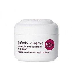 Parfüm, Parfüméria, kozmetikum Nappali ránctalanító krém - Ziaja Jasmine Face Cream