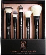 Parfüm, Parfüméria, kozmetikum Sminkecset készlet - Sosu by SJ Premium Makeup Brushes