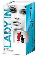Parfüm, Parfüméria, kozmetikum Pharma CF Lady in New York - Eau De Toilette