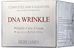 Parfüm, Parfüméria, kozmetikum Anti age arckrém - Bergamo Dna Wrinkle Face Cream