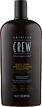 Parfüm, Parfüméria, kozmetikum Mélyen hidratáló sampon - American Crew Daily Deep Moisturizing Shampoo