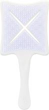 Parfüm, Parfüméria, kozmetikum Hajkefe - Ikoo Paddle X Classic Platinum White