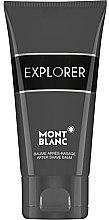 Parfüm, Parfüméria, kozmetikum Montblanc Explorer - Borotválkozás utáni balzsam