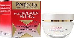 Parfüm, Parfüméria, kozmetikum Arckrém - Dax Cosmetics Perfecta Multi-Collagen Retinol Face Cream 60+