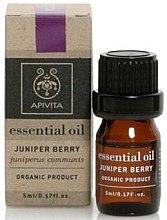 """Parfüm, Parfüméria, kozmetikum """"Boróka"""" illóolaj - Apivita Aromatherapy Organic Juniper Oil"""