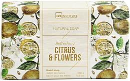 Parfüm, Parfüméria, kozmetikum Szappan - IDC Institute Refreshing Hand Natural Soap Citrus & Flowers