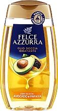 """Parfüm, Parfüméria, kozmetikum Tusoló olaj """"Avokádó és papaya"""" - Felce Azzurra Shower Oil"""