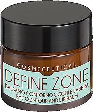 Parfüm, Parfüméria, kozmetikum Szemkörnyék- és arckontúr balzsam - Surgic Touch Define Zone Eye Contour And Lip Balm
