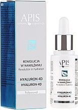 Parfüm, Parfüméria, kozmetikum Hialuronsav - APIS Professional 4D Hyaluron