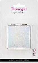 Parfüm, Parfüméria, kozmetikum Kozmetikai kétoldalas, négyszög alakú szebtükör, 4541 - Donegal