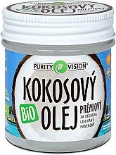 Parfüm, Parfüméria, kozmetikum Kókusz olaj illatmentes - Purity Vision Bio Coconut Oil