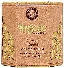 """Parfüm, Parfüméria, kozmetikum Illatosított gyertya """"Pacsuli és vanília"""" - Song of India Scented Candle"""