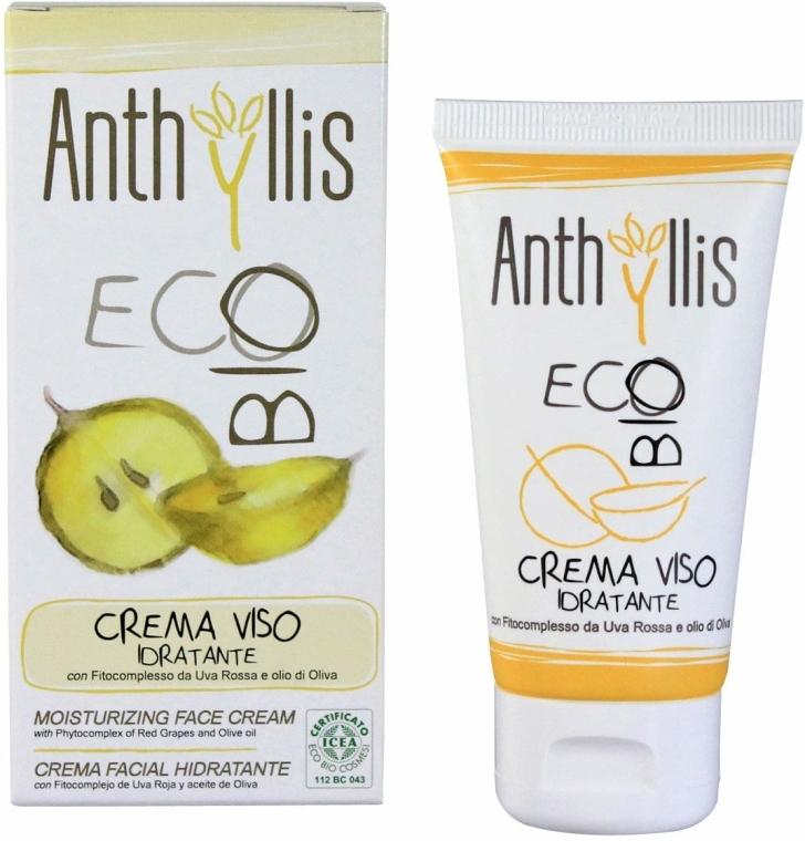 Hidratáló arckrém - Anthyllis Moisturizing Face Cream