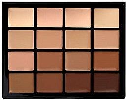 Parfüm, Parfüméria, kozmetikum Sminkpaletta - NYX Professional Makeup Pro Foundation Palette