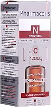 Parfüm, Parfüméria, kozmetikum Éjszakai arcszérum C-vitaminnal - Pharmaceris N Serum with Vit. C 1200mg Strengtening and Smoothing