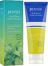 Parfüm, Parfüméria, kozmetikum Mélyen tisztító arctisztító hab - Petitfee&Koelf D-off Phyto Foam Cleanser