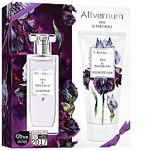 Parfüm, Parfüméria, kozmetikum Allverne Iris & Patchouli - Szett (edp/50ml + b/lot/200ml)