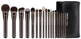 Parfüm, Parfüméria, kozmetikum Sminkecset készlet - Eigshow Beauty Magician Brush Kit Lucky Coffee
