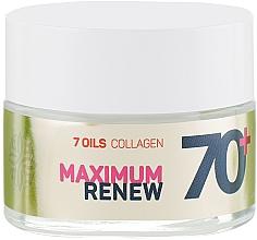 """Parfüm, Parfüméria, kozmetikum Regeneráló és ránctalanító arckrém 70+ """"Kollagén+7 olaj"""" - Vollare Cosmetics Age Creator"""