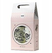 "Parfüm, Parfüméria, kozmetikum Szett ""Vanília és fahéj"" - Yope Vanilla & Cinnamon (liq/soap/500ml + b/lot/300ml)"