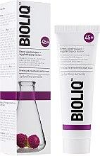 Parfüm, Parfüméria, kozmetikum Éjszakai erősítő és puhító krém - Bioliq 45+ Firming And Smoothing Night Cream