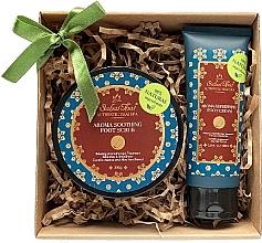 Parfüm, Parfüméria, kozmetikum Szett - Sabai Thai Jasmine (foot/scrub/200ml + foot/cr/100ml)