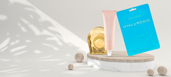 Kapj ajándékba arcmaszkot, Kocostar termékek 4200 Ft feletti vásárlása esetén