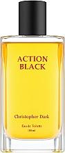 Parfüm, Parfüméria, kozmetikum Christopher Dark Action Black - Eau De Toilette