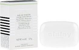 Parfüm, Parfüméria, kozmetikum Arctisztító szappan trópusi gyantával - Sisley Pain de Toilette Facial