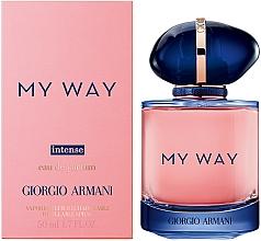 Parfüm, Parfüméria, kozmetikum Giorgio Armani My Way Intense - Eau De Parfum