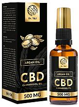 Parfüm, Parfüméria, kozmetikum Természetes argánolaj CBD 500mg - Dr. T&J Bio Oil
