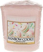 """Parfüm, Parfüméria, kozmetikum Aromagyertya """"Keksz"""" - Yankee Candle Rainbow Cookie Votive Candle"""