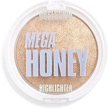 Parfüm, Parfüméria, kozmetikum Highlighter arcra - Makeup Obsession Mega Honey Highlighter