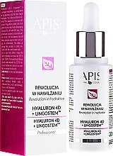 Parfüm, Parfüméria, kozmetikum Hidratáló emulzió arcra - APIS Professional 4D Hyaluron + Lingostem