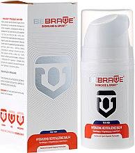 Parfüm, Parfüméria, kozmetikum Hidratáló helyreállító balzsam férfiaknak - BeBrave For Men Hydrating Revitalizing Balm