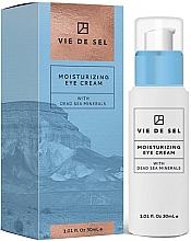 Parfüm, Parfüméria, kozmetikum Hidratáló szemkrém - Vie De Sel Moisturizing Eye Cream