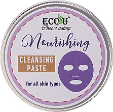 Parfüm, Parfüméria, kozmetikum Arctisztító paszta - ECO U Nourishing Cleansing Paste For All Skin Types