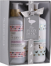 Parfüm, Parfüméria, kozmetikum Szett - Baylis & Harding The Fuzzy Duck Cotswold Collection (soap/300 ml + b/lot/300ml)
