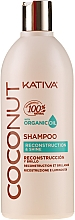Parfüm, Parfüméria, kozmetikum Helyreállító sampon - Kativa Coconut Shampoo