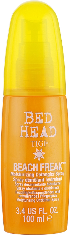 Hidratáló hajspray - Tigi Bed Head Beach Freak Detangler Spray