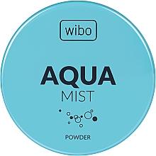 Parfüm, Parfüméria, kozmetikum Fixáló és frissítő arcpúder - Wibo Aqua Mist Fixing Powder