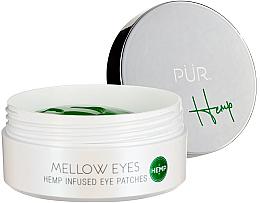 Parfüm, Parfüméria, kozmetikum Tapasz szemkörnyékre sárgadinnye kivonattal - PURE Mellow Eyes Patches