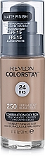 Parfüm, Parfüméria, kozmetikum Alapozó krém - Revlon ColorStay for Combination/Oily Skin SPF 15