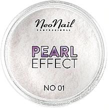 Parfüm, Parfüméria, kozmetikum Csillogó por körömre - NeoNail Professional Pearl Effect