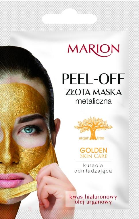 Arcmaszk - Marion Golden Skin Care Peel-Off Mask